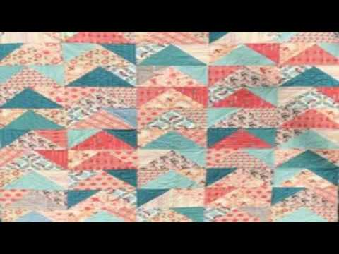 Simple Easy Quilt Patterns Traditional Flying Geese Quilt Pattern
