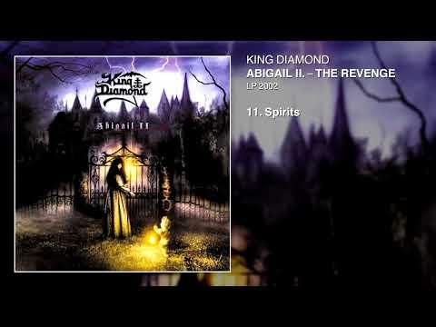 King Diamond – Abigail 2 – 11. Spirits [HUNGARIAN SUBTITLES] mp3
