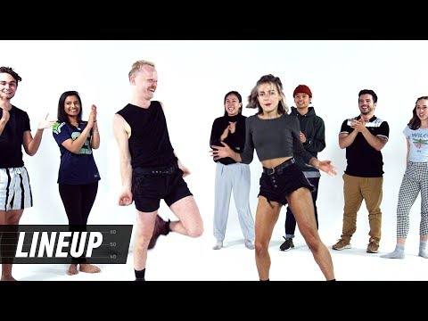 Whos the Best Dancer? (Timmy) | Lineup | Cut