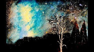 You Can Paint a Milky Way Sky - Short Version