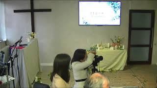 2020-12-31 基督教巴黎中华宣道会圣月(王乔月&刘泽圣)婚礼