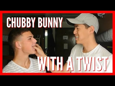 CHUBBY BUNNY WITH A TWIST