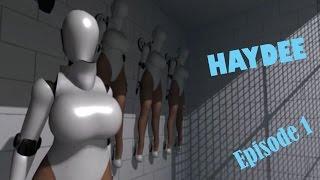 Hinoko Plays: Haydee - Episode 1