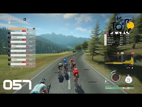 Tour de France 2017 Pro Team [PS4] #057 - Es läuft alles nach Plan - Let