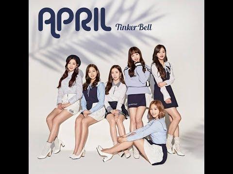 APRIL - TinkerBell (Japanese ver.)