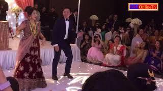 Wedding Dance First ever Jiwan and Karuna