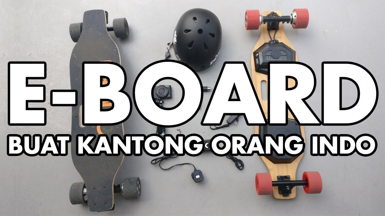 Meepo Board Review Electric Skateboard Murah Buat Orang Indo