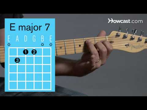 How to Play an A Major 7 Barre Chord | Guitar Lessons
