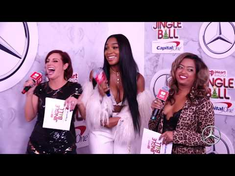 Normani On Touring With Ariana Grande: She's So Inspiring Mp3