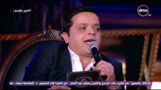 بسبب اللهجة الصعيدية..شيرين تتنازل عند تقديم برنامجها لمحمد هنيدي