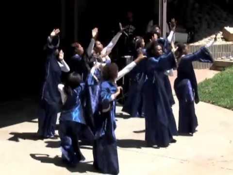 GGWC Praise Dance Ministry- Sweet Jesus