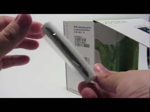 Unboxing Sony Ericsson Xperia mini