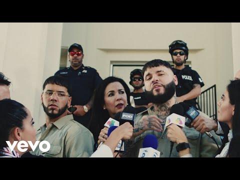 Farruko, Anuel AA, Kendo Kaponi - Delincuente (Official Video)