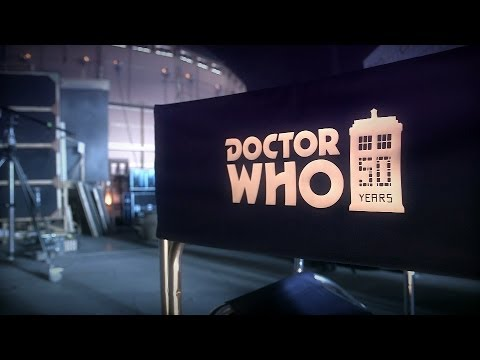 Making of featurette and deleted scene from The Day of the Doctor