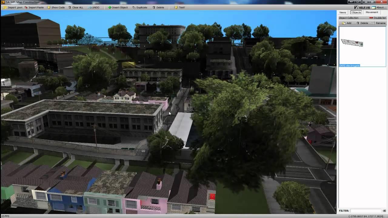 Map Editor Gta Sa Full Pixel Full Wallpapers - Minecraft server welt erstellen