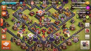 "Clash Of Clans | ""THE GRAND WARDEN vs THE BARBARIAN KING!"" 