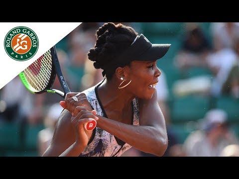 Venus Williams - Top 5 Roland Garros 2017