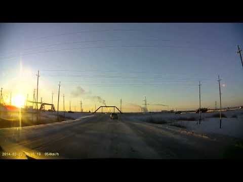 Зимник Нарьян-Мар - Усинск