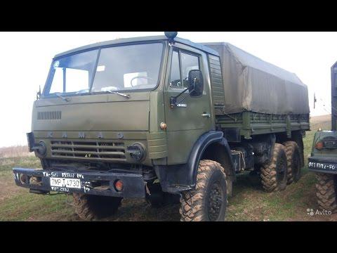 Военный Камаз и Урал грязи не бояться, прут как танки  Смотреть!