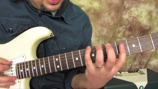 The Red Hot Chili Peppers - Snow (Hey Oh) - Guitar Lesson - how to play - john frusciante
