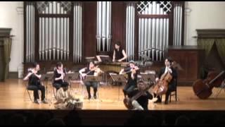 Tabla Performance at Tokyo University of the Arts Hall by Rahman Tinku Abdur
