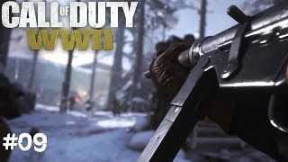 Call of Duty: WWII ★ Story #09 - Ardennenoffensive - Gameplay Let's Play Call of Duty: WWII Deutsch