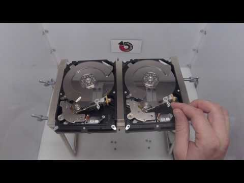 Seagate ST2000DL003 Head Swap - Affordable Clean Room Data Recovery by $300 Data Recovery