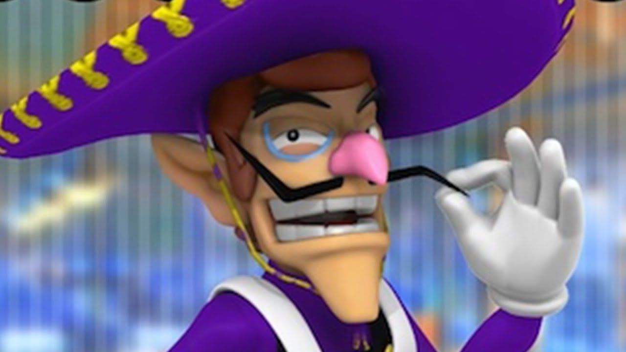 Waluigi's Taco Stand 64 (yes its real)