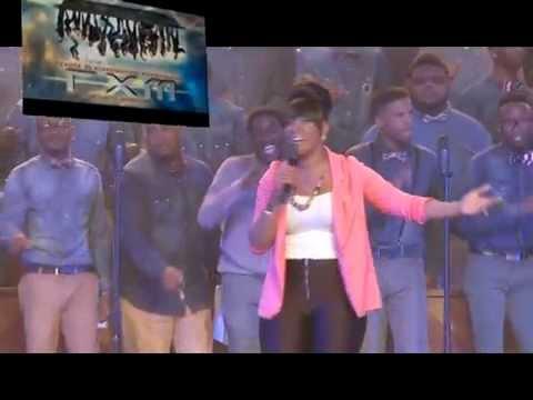 Jessica Reedy sings w/ Deitrick Haddon's LXW (Preview 2)