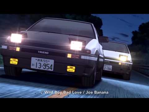 Initial D Final Stage / FULL SELECTION Soundtrack
