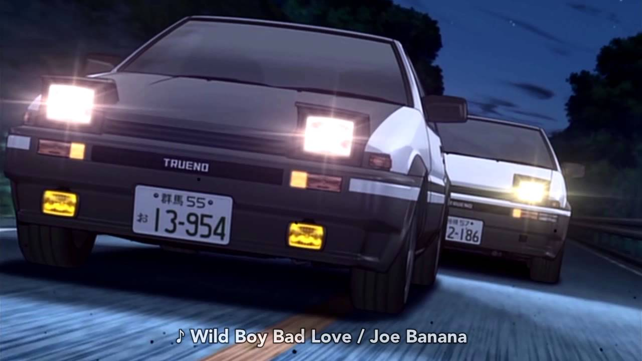 Panda Anime Wallpaper Initial D Final Stage Full Selection Soundtrack Youtube