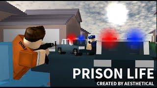 ROBLOX - Over Ruling Prison Life Sorta