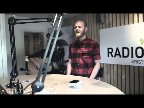 Arkentype - Ashes and Dirt (Acoustic) Live @Radio Sør