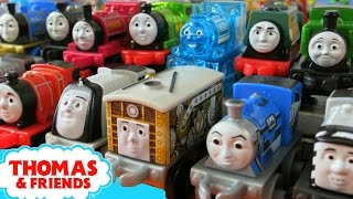 NEW WAVE THOMAS AND FRIENDS MINIS TRAIN TANK ENGINES SMALL THEMED CHARACTERS