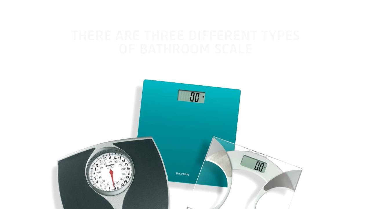 Salter Bathroom Scales Guide Youtube