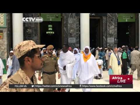 Security tightened in Mecca as millions begin pilgrimage