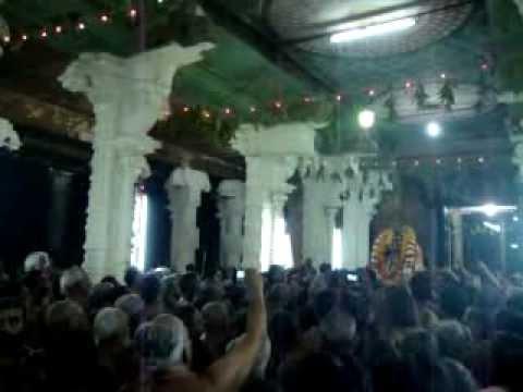 Varadar Mangalasasanam by Vedanta Desikar - 2012