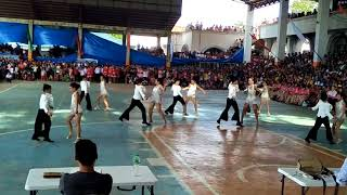 Champion Ballroom Dance Competition