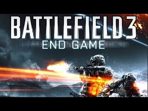 "Battlefield 3 - End Game | ""Capture the Flag"" Gameplay Premiere Trailer (2013) [EN] | FULL HD"