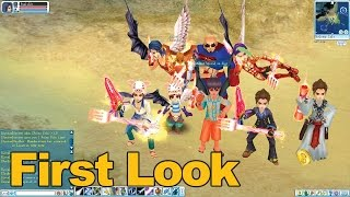 Pirate King Online Gameplay First Look - MMOs.com