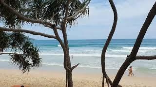 Kata Beach on the island paradise of Phuket in Thailand