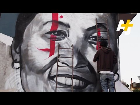 Nepal Street Art: Turning Kathmandu Into A Living Art Gallery