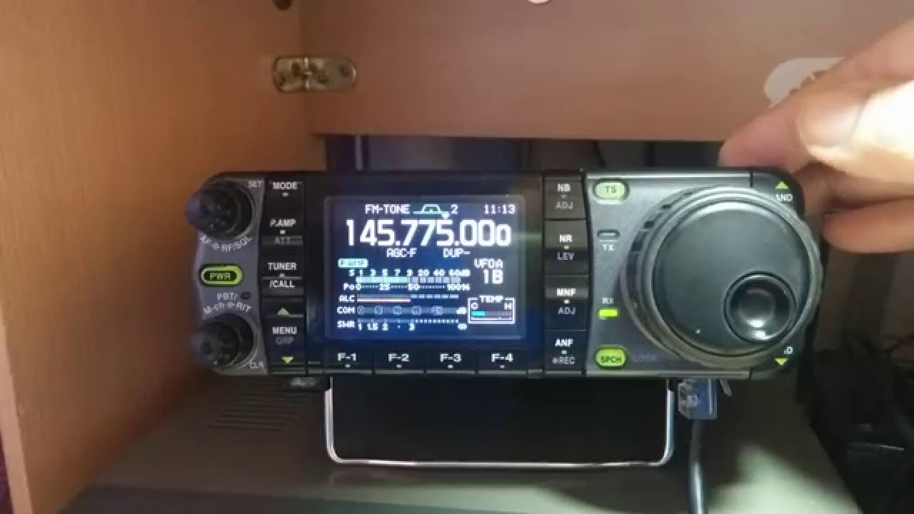 icom ic 7000 1 parte youtube rh youtube com icom 7000 manual español icom 7000 manual español