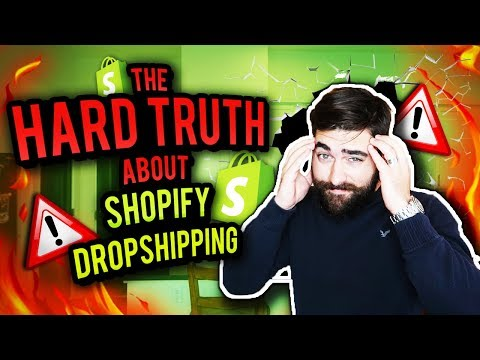 How Hard Is Shopify Dropshipping REALLY?