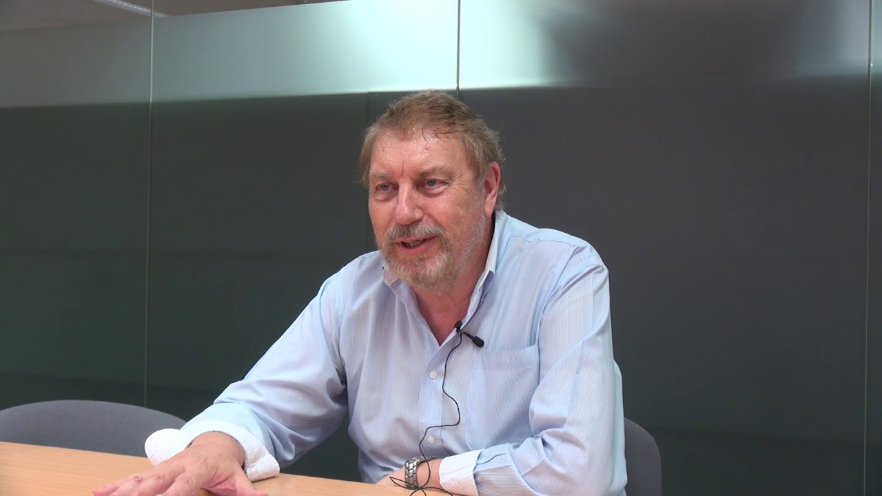 A chat with QCOSS honorary lifetime member Mark Tucker-Evans