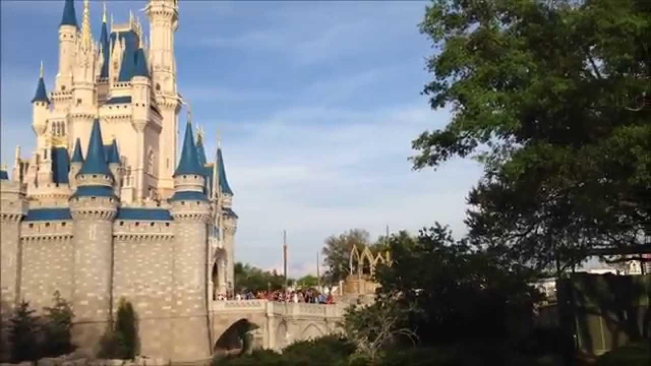 Disney Underground Tour Youtube