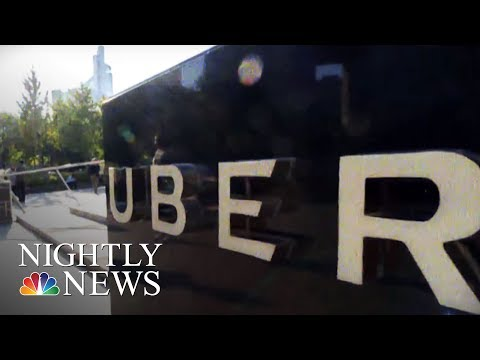 Uber Announces New Safety Measures To Reassure Critics, Riders And Drivers | NBC Nightly News