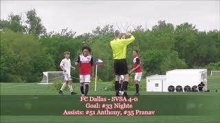Dallas Cup 2019: FC Dallas vs. SVSA U14 SuperGroup