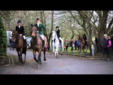 Cheshire Drag Hunt Closing Meet 28th March 2015