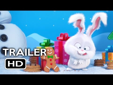 The Secret Life of Pets Official Trailer #2 (2016) Louis C.K. Animated Movie HD